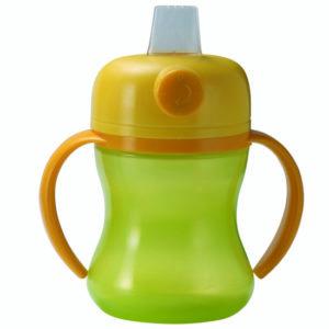 Afbeelding van Béaba - Meegroeibeker 'Regulo' BPA vrij- Groen