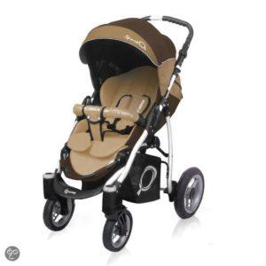 Afbeelding van Babyactive Sport Q 16 - Sportieve buggy - Beige