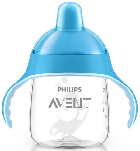 Afbeelding van Philips Avent - Beker met drinktuit SCF753/05 - 260 ml - Blauw