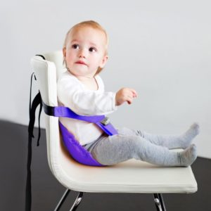 Afbeelding van Minimonkey - Minichair Kinderzitje - Paars