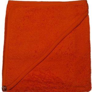 Afbeelding van Badcape oranje