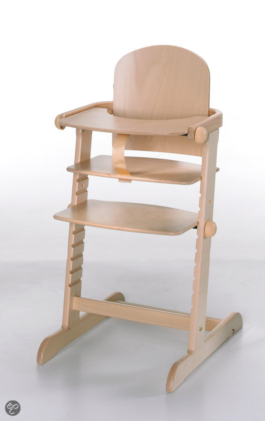 Houten Kinderstoel Met Blad.Geuther Kid Hit Kinderstoel Blank