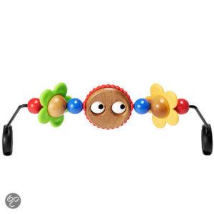 Afbeelding van BabyBjörn - Houten Speelgoed Babysitter Ondeugende oogjes