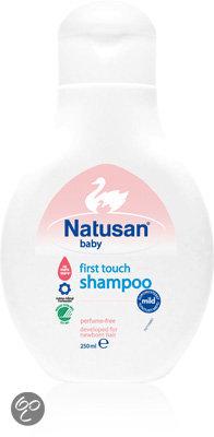 Afbeelding van Natusan First Touch - Shampoo - 250 ml