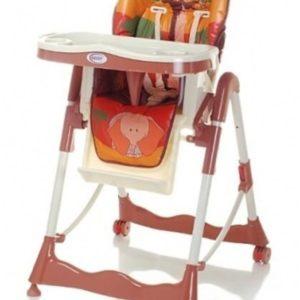 Afbeelding van 4Baby Kinderstoel Kid Continental - Africa