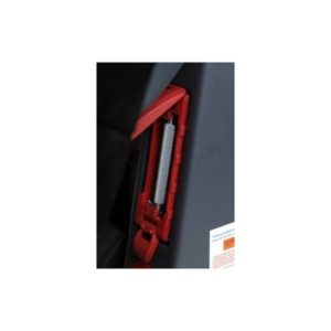 Afbeelding van 4Baby Autostoeltje - Velours - Rood