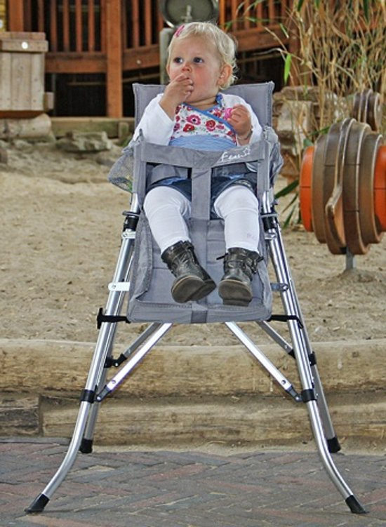 Opvouwbare Reis Kinderstoel.Femstar One2stay 2 0 Opvouwbare Kinderstoel Met 5 Punts Gordel
