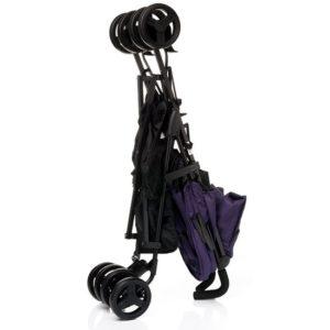 Afbeelding van 4Baby Buggy Shape Purple