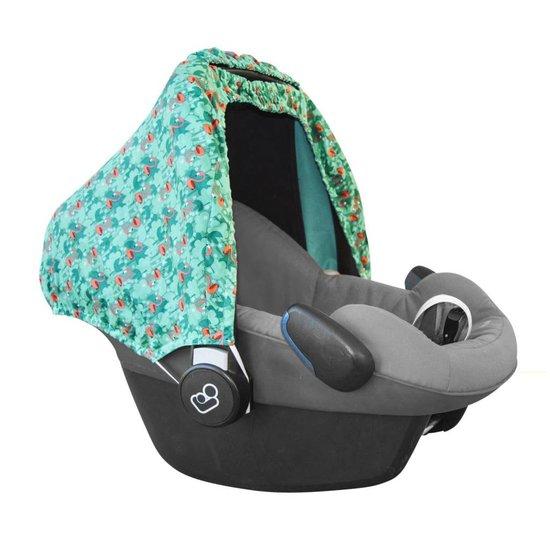 95f86a2e76c Trixie Baby zonnekap Maxi Cosi Flamingo - Zwanger en Ouder Shop