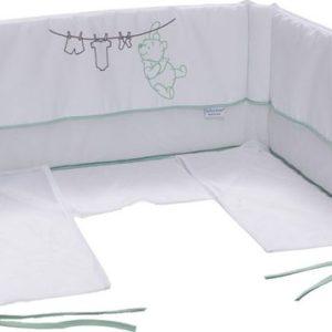 Afbeelding van Anel Pooh Fresh Mint - Hoofdbeschermer groot - Wit/Mintgroen