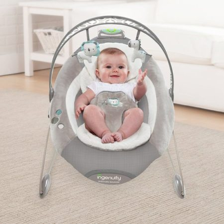bright starts ingenuity automatic bouncer instructions