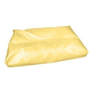 Afbeelding van Aankleedkussen XL - Aankleedkussen Nylon - Geel