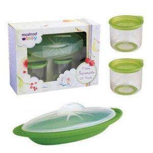 Afbeelding van Babyvoedsel set - Mastrad Baby