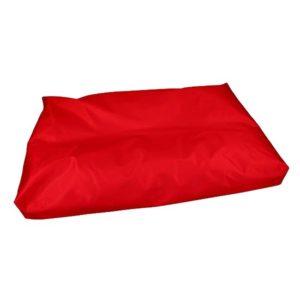 Afbeelding van Aankleedkussen XL - Aankleedkussen Nylon - Rood