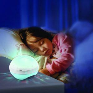 Afbeelding van B Kids 3 in 1 projector Musical Mobile zand/taupe 3 in 1 projector Musical Mobile
