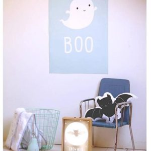 Afbeelding van A little lovely company - Poster Lightbox sheets : Little boy