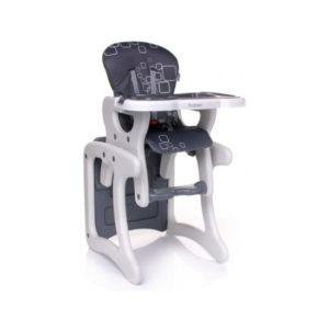 Afbeelding van 4Baby - Fashion Kinderstoel - Grijs
